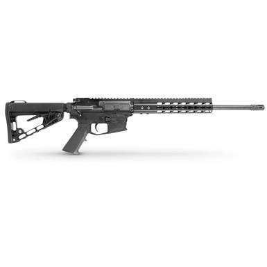 "ATI Mil-Sport AR-15 Pistol Carbine, Semi-Automatic, 9mm, 16"" Barrel, Uses Glock Mags, 31+1 Rounds"