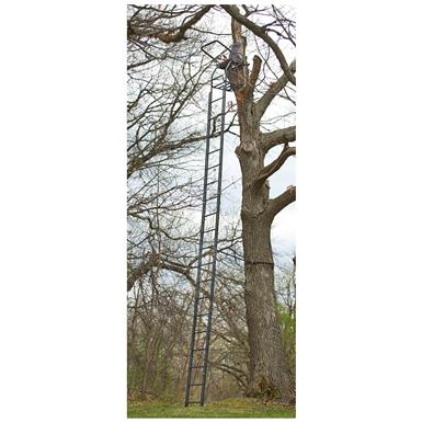 Guide Gear 25' Deluxe Double Rail Ladder Tree Stand