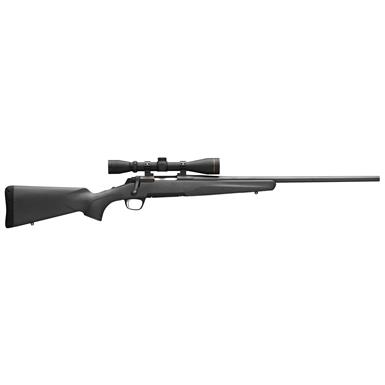 Browning X-Bolt Leupold Combo, Bolt Action, 7mm Remington Magnum, 3-9x40 Scope, 3+1 Rounds