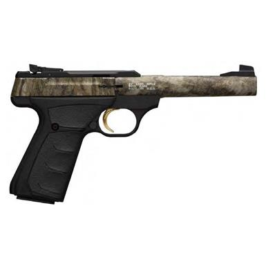 "Browning Buck Mark Camper UFX, Semi-automatic, .22LR, 5.5"" Barrel, 10 Round"