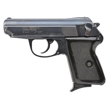 Century Arms Polish P64, Semi-automatic, 9x18mm Makarov, Used, 6 Rounds