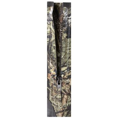 Gusseted calf with zipper, Mossy Oak Break-up® COUNTRY™