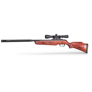 "Gamo Bone Collector Hunter IGT Break Barrel Air Rifle, .22 Caliber, 19.9"" Barrel, 3-9x40mm Scope"
