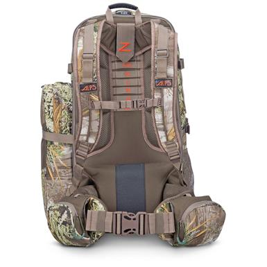 Alps OutdoorZ Traverse EPS Hunting Backpack, Realtree Max-1