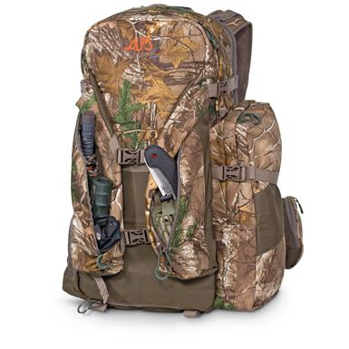 Alps OutdoorZ Traverse EPS Hunting Backpack, Realtree Xtra