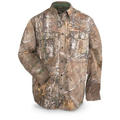 5.11 Realtree X-Tra Taclite Pro Long Sleeve Shirt, Realtree Xtra
