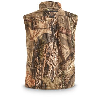 Built-in harness strap pass-through keeps the tree stand harness strap off your neck