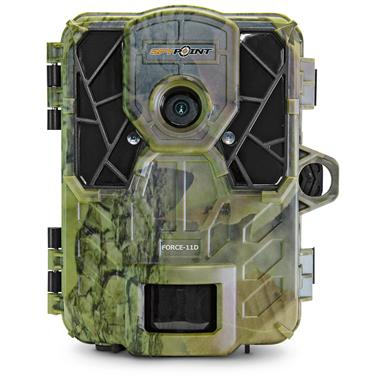 Spypoint Force-11D HD Ultra Compact Trail/Game Camera, 11MP