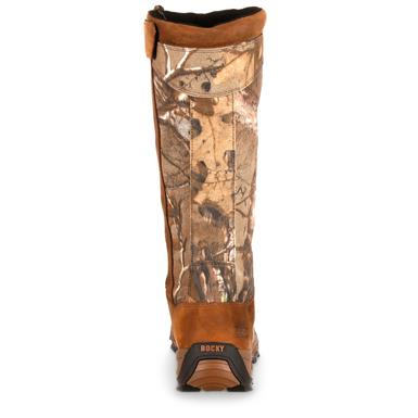 EnergyBed insole with memory foam provides custom comfort and support, Realtree AP