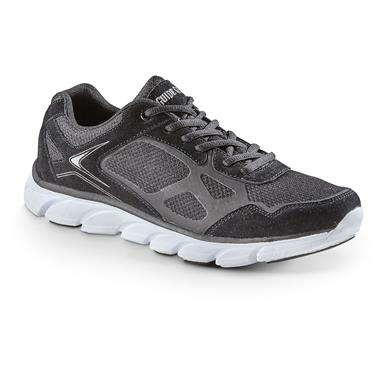 Guide Gear Men's Lite Athletic Shoes, Black