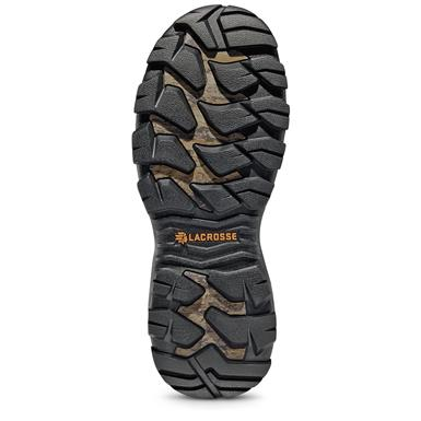 Burly Pro outsole delivers perfect traction on almost any terrain, MOSSY OAK BREAKUP