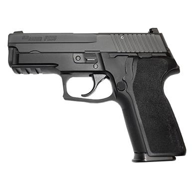 "Sig Sauer P229R, Semi-Automatic, .40 Smith & Wesson, 3.9"" Barrel, 10+1 Rounds, Used Police Trade-In"