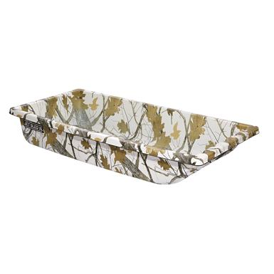 Shappell Ice Fishing Jet Sled XL, Winter Camo