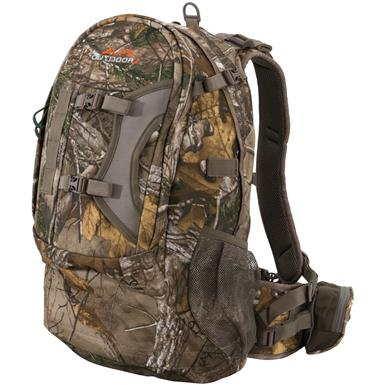 Alps Outdoorz Pursuit Backpack, Realtree Xtra