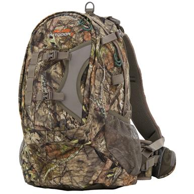 Alps Outdoorz Pursuit Backpack, Mossy Oak Break-Up Country