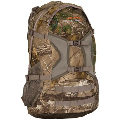 Alps Outdoorz Trail Blazer Backpack, Realtree Xtra