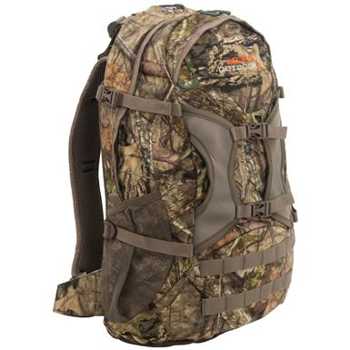 Alps Outdoorz Trail Blazer Backpack, Mossy Oak Break-Up Country