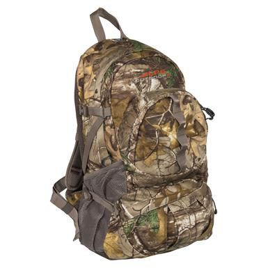 Alps Outdoorz Dark Timber Backpack, Realtree Xtra