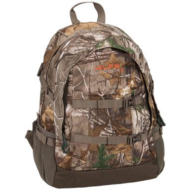 Alps Outdoorz Crossbuck Backpack, Realtree Xtra
