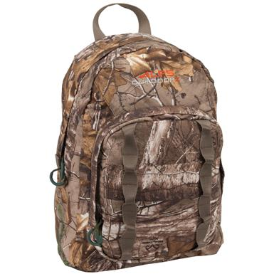 Alps Outdoorz Ranger Backpack, Realtree Xtra