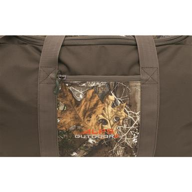 Exterior pocket with zipper, Realtree EDGE™