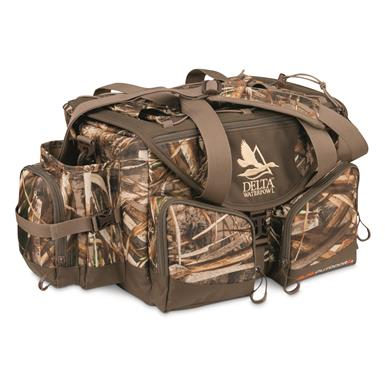 ALPS Outdoorz Delta Waterfowl Floating Deluxe Blind Hunting Bag, Realtree MAX-5®