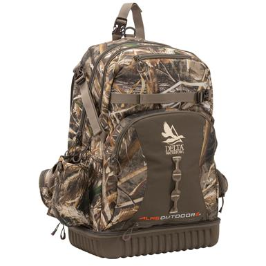Delta Waterfowl Backpack Blind Bag