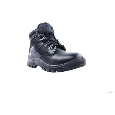 Ridge Outdoors Nighthawk Men's Mid Tactical Boots, Black