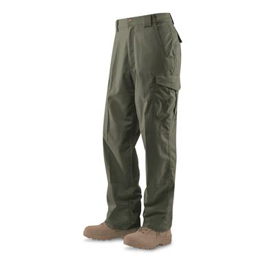 Tru-Spec Men's 24-7 Series Ascent Pants, Ranger Green