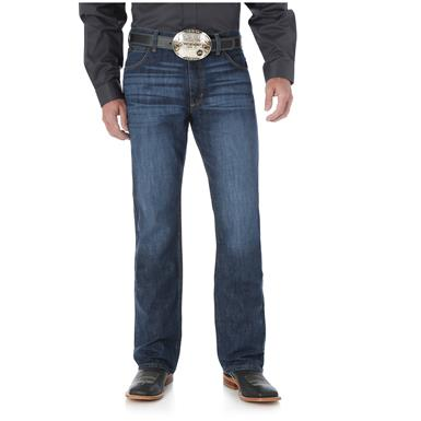 Wrangler Men's 20X 02 Competition Slim Jean, Cool Vantage, Dillon