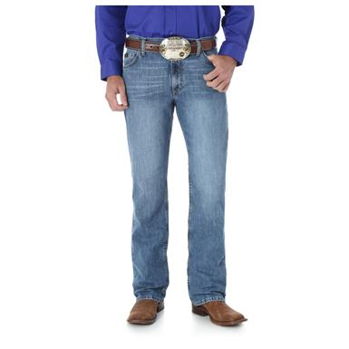Wrangler Men's 20X 02 Competition Slim Jean, Cool Vantage, Payson