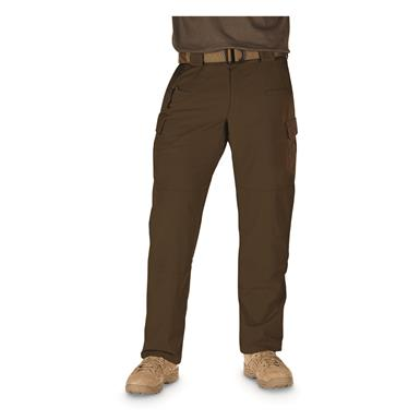 5.11 Tactical Men's Stryke Pants, Battle Brown