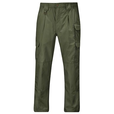 Propper Men's Lightweight Ripstop Tactical Pants, Olive Green