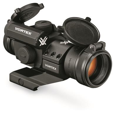 Vortex StrikeFire II 1x30mm Bright Red Dot Sight (4 MOA)