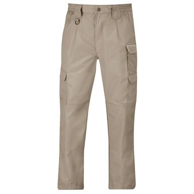 Propper Men's Canvas Tactical Pants, Khaki