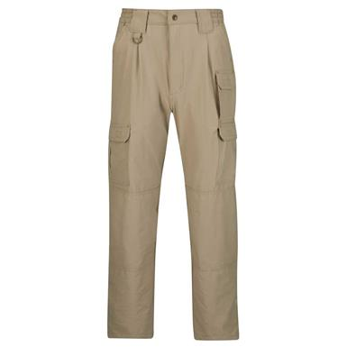 Propper Men's Tactical Stretch Pants, Khaki