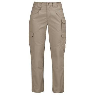 Propper Women's Canvas Tactical Pants, Khaki