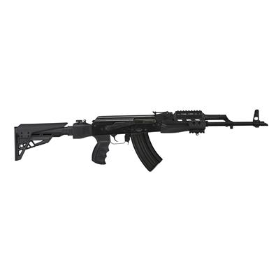 Fits stamped-receiver AK-47s