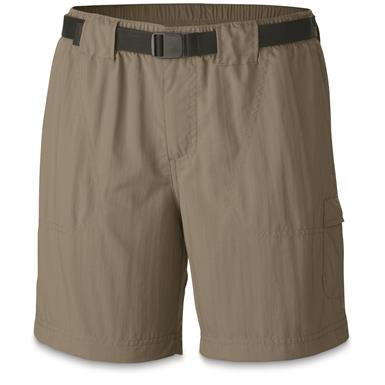 Columbia Women's Sandy River Cargo Shorts, Tusk