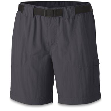 Columbia Women's Sandy River Cargo Shorts, Nocturnal