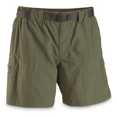 Columbia Women's Sandy River Cargo Shorts, Cypress