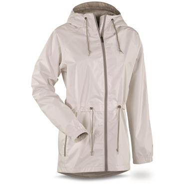 Columbia Women's Arcadia Waterproof Casual Jacket, Sea Salt