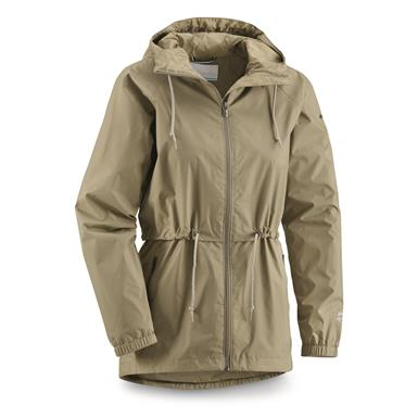 Columbia Women's Arcadia Waterproof Casual Jacket, Sage