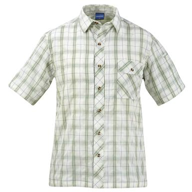 Propper Men's Covert Button-Up Short Sleeve Shirt, Sage