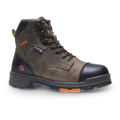 "Wolverine Men's Blade LX Waterproof 6"" Work Boots"