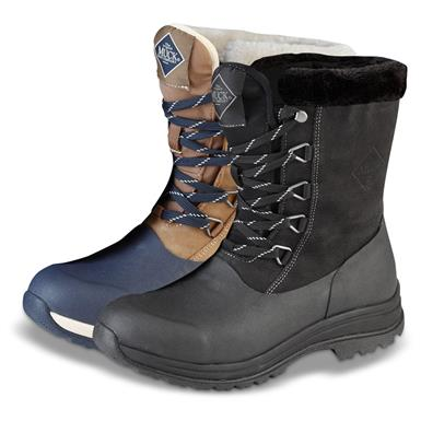 Muck Boot Women's Arctic Apres Lace Winter Boots