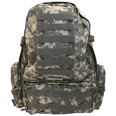 Humvee 3-Day Assault Backpack, Digital Camo