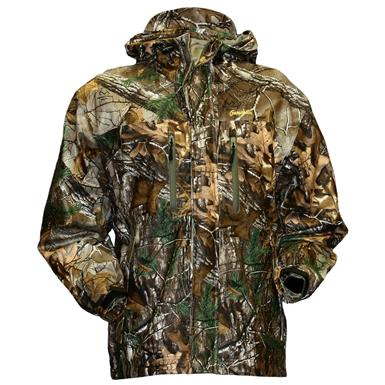 Gamehide Men's HECS Journey II Hunting Jacket, Realtree Xtra