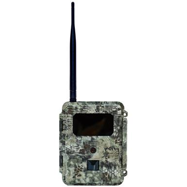 HCO Spartan Verizon GoCam 3G Wireless Blackout IR Trail/Game Camera