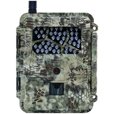 HCO Spartan Verizon GoCam 3G Wireless IR Trail /Game Camera